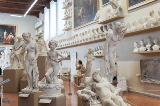 Lekcje mistrzowskie w małej grupie w Galerii Accademia z wczesnym wejściem