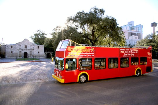 Hop-on-Hop-off-Bustour durch San Antonio