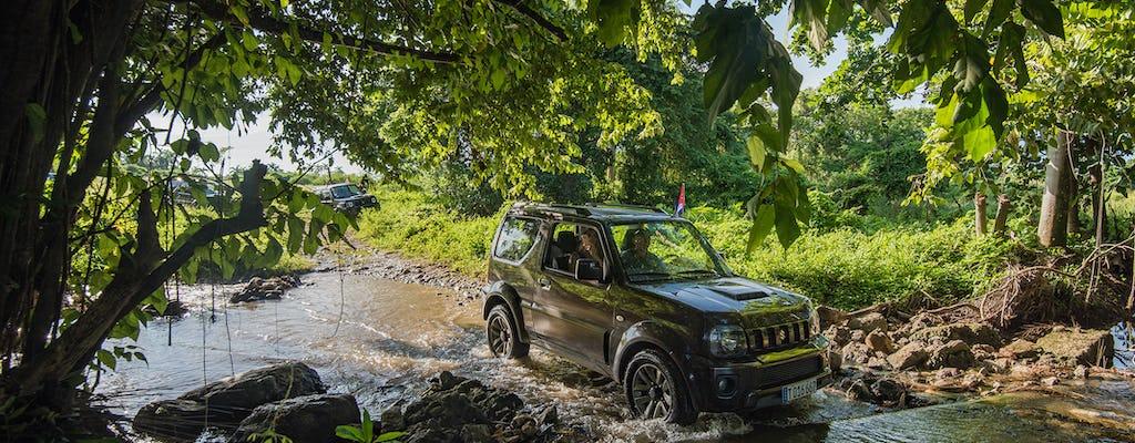 Nature Tour Jibacoa in 4x4