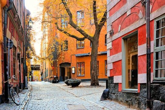 Wycieczka rowerem po SoFo w Sztokholmie