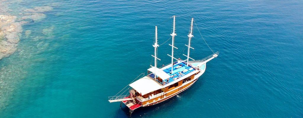 Kemer-Bucht Blue Cruise