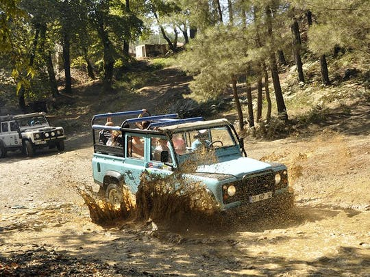 Alanya: Off-Road-Safari