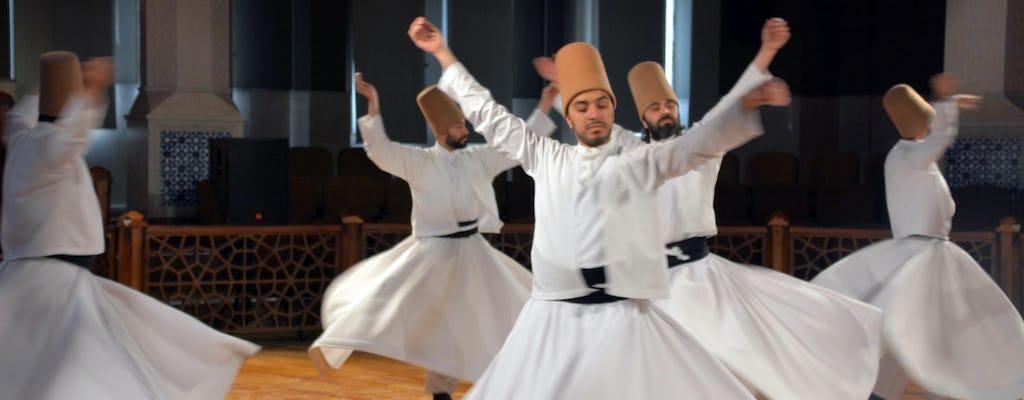 Konya en Mevlana Museum Tour