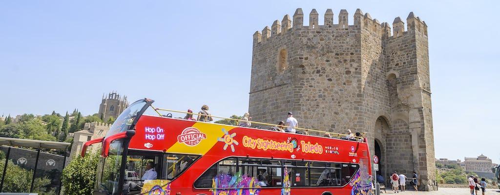 Tour in autobus hop-on hop-off di Toledo