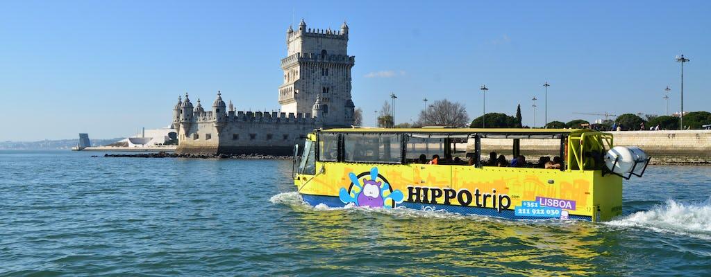 90 минут десантный автобусный тур в Лиссабон