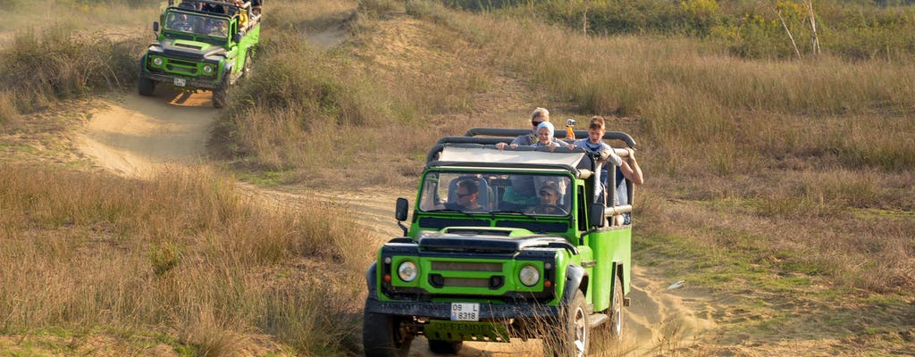 Kusadasi 4x4 Off-road Safari Tour