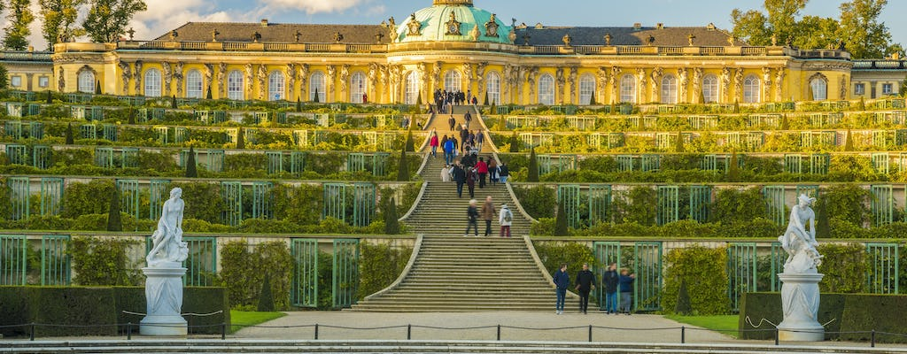City tour of Potsdam and guided tour of Sanssouci Palace from Berlin
