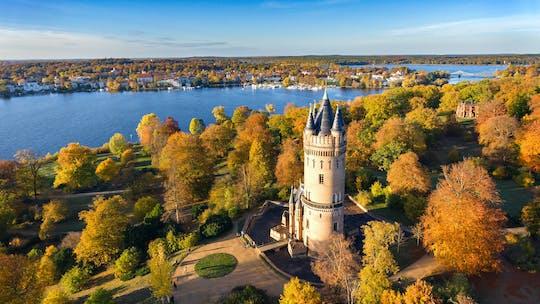 Führung im Park Babelsberg in Potsdam