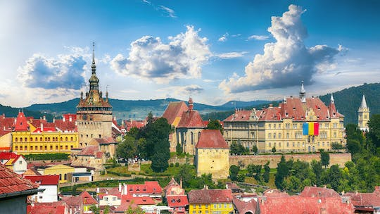 Sighisoara city game – defend the Fortress quest