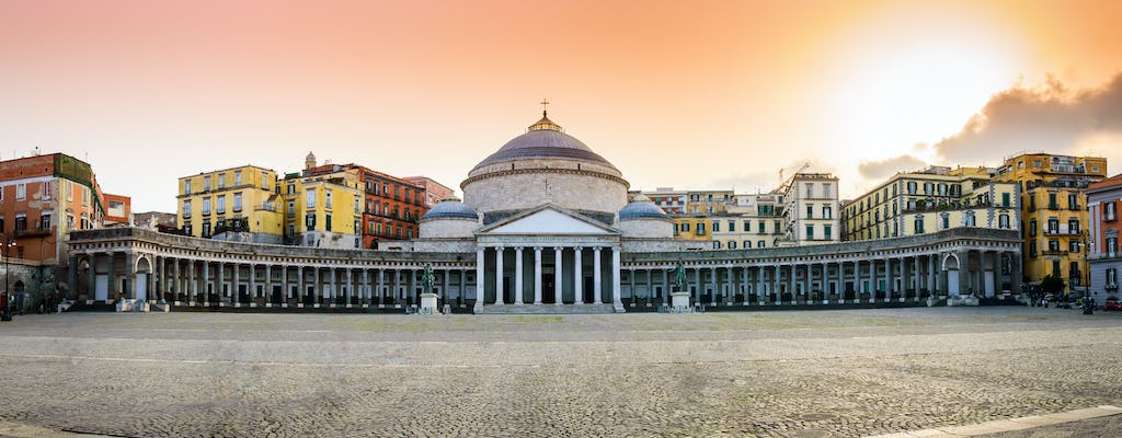 Naples and Pompeii full-day tour from Rome with lunch