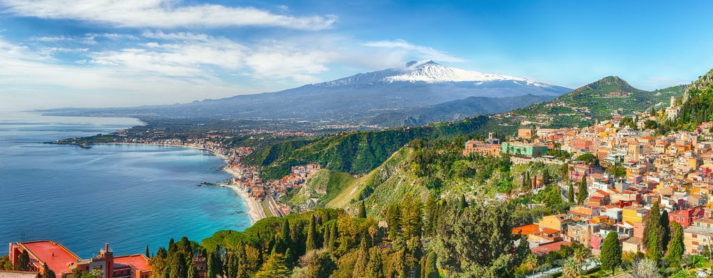 Tour dell'Etna e Taormina