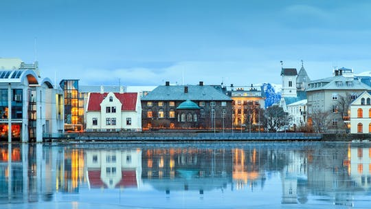 Prywatna wycieczka piesza po Reykjaviku