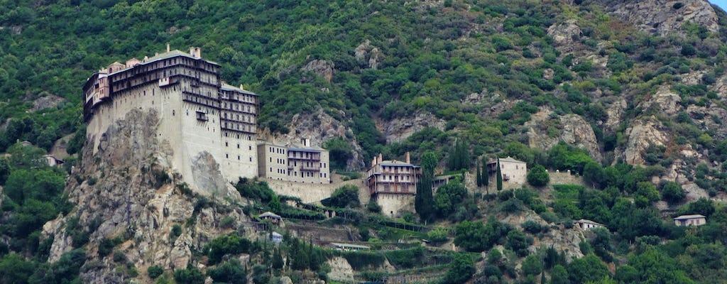 Croisière au mont Athos
