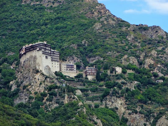 Mount Athos Afternoon Cruise