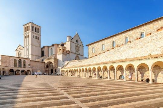 Tour privato della Basilica e di altri siti francescani