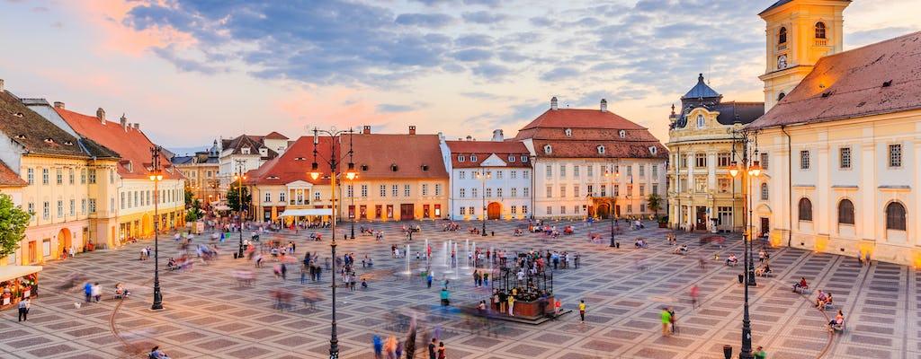 Sibiu City Game - Mittelalterliche Tour und versteckte Legenden