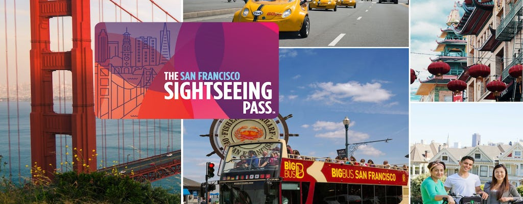 San Francisco Sightseeing FLEX Pass