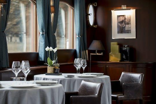 Rejs Yachts de Paris z kolacją i napojami na pokładzie Don Juan II