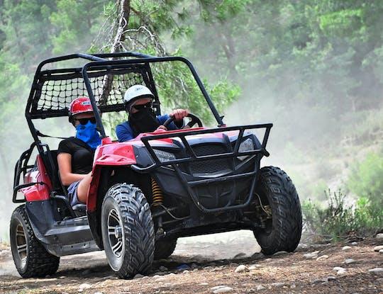 Excursion safari en buggy à Manavgat