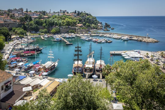 Antalya Old Town Discovery Tour