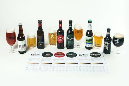 Visita guiada à cervejaria Estrella Damm com degustação