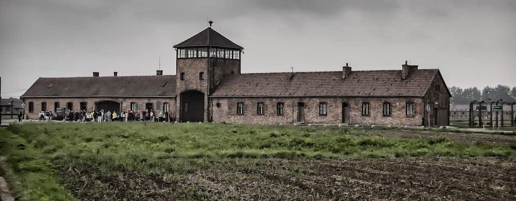 Visite guidée d'Auschwitz Birkenau en minibus au départ de Cracovie
