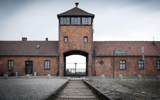 Visite individuelle d'Auschwitz Birkenau en minibus depuis Cracovie