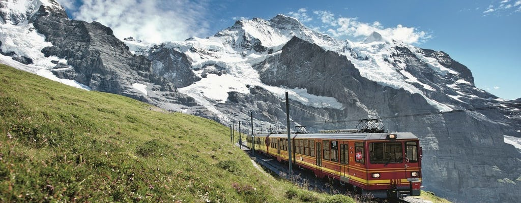 Jungfraujoch excursion from Zurich
