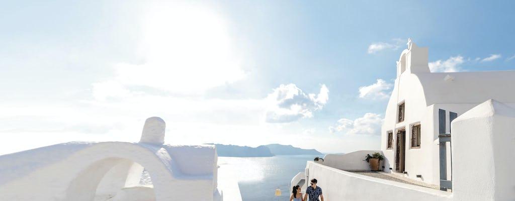 Rejs na Santorini - tylko bilet