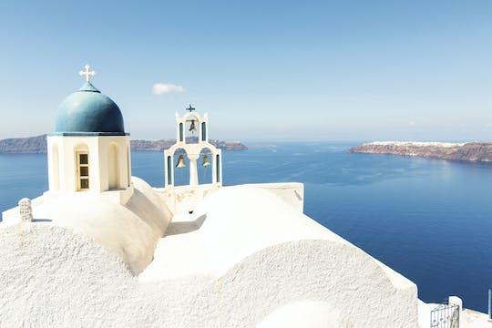 Santorini Tour from Chania