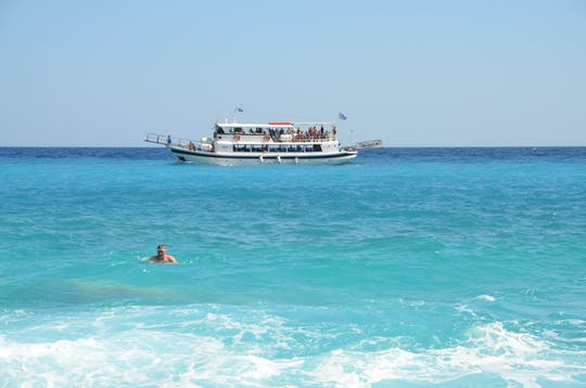 Around Skiathos Island Cruise