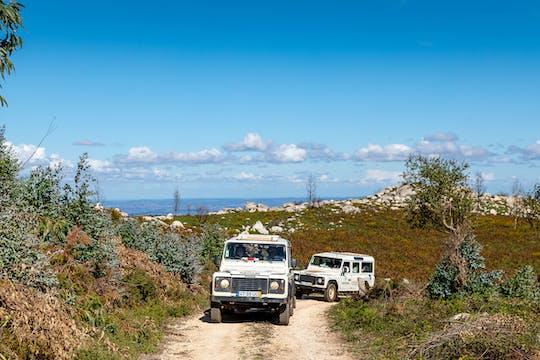 Half Day Monchique & Hidden Algarve 4x4 Tour