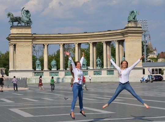 2-часовая обзорная экскурсия в Будапеште с гидом