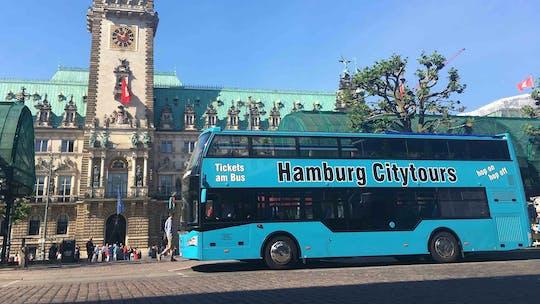 Wycieczka autobusem Hop-On Hop-Off po Hamburgu