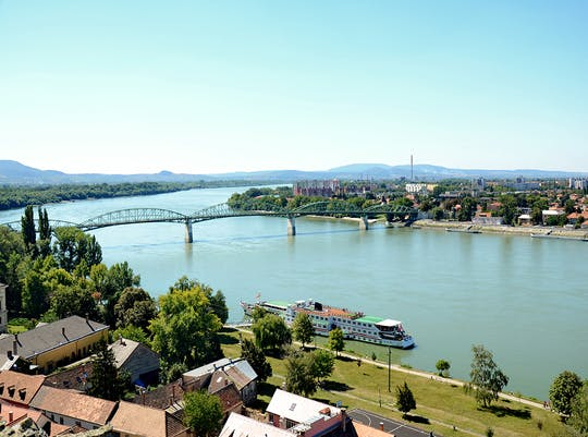 Excursion to the Danube bend from Budapest