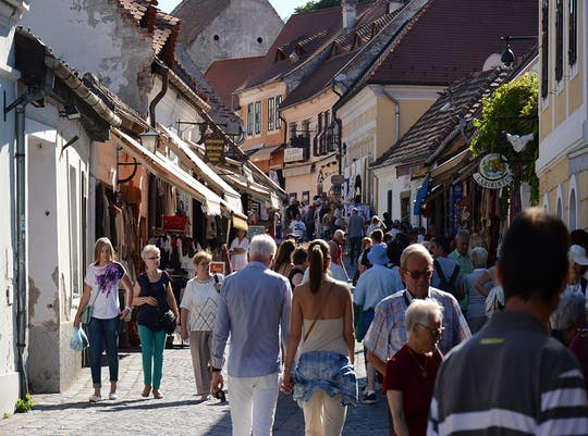 Szentendre Artists' Village