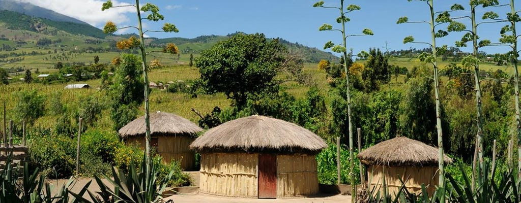 Excursão à vila N'Giresi saindo de Arusha