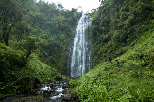 Materuni Waterfall day hike from Arusha