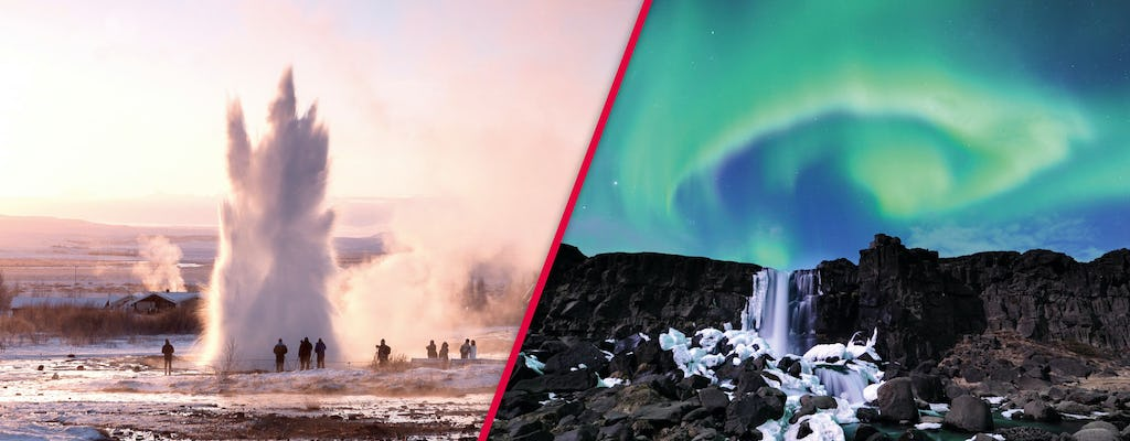 Blue Lagoon and Northern Lights full-day tour