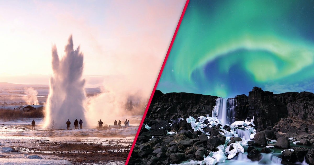 Blue Lagoon And Northern Lights Full Day Tour Musement