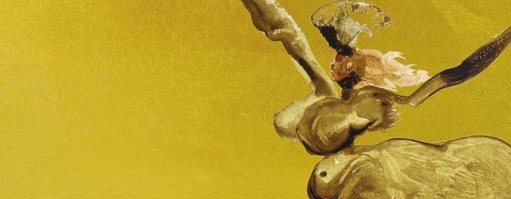 """Biglietti per la mostra """"Branding Dalì. La costruzione di un mito"""" a Palazzo Fondi"""