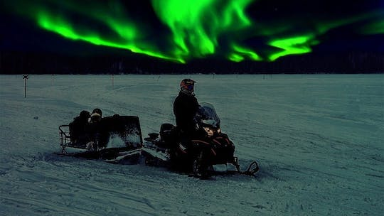 Northern Lights Sleigh Ride with Lappish BBQ