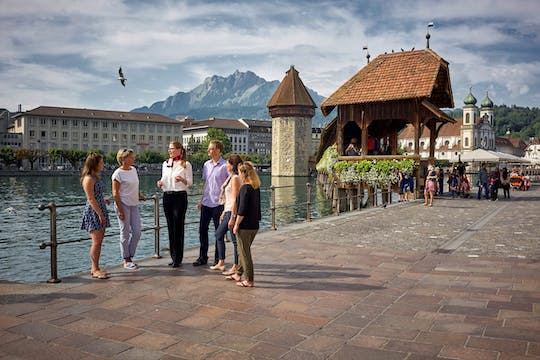 Guided City Tour of Lucerne for Individuals