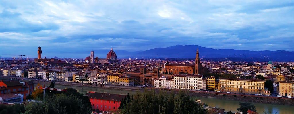 Wycieczka po Florencji i Pizie z Rzymu