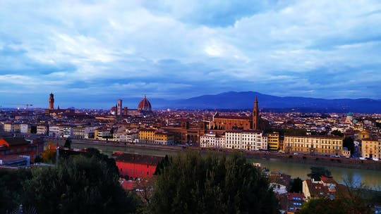 Tour de Florence et Pise de Rome