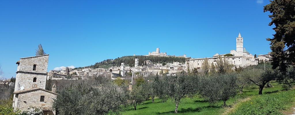 Tour von Orvieto und Assisi von Rom