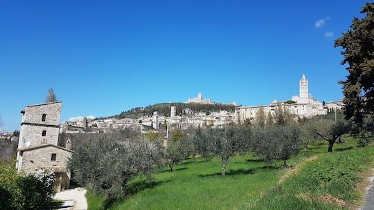Wycieczka po Orvieto i Asyżu z Rzymu