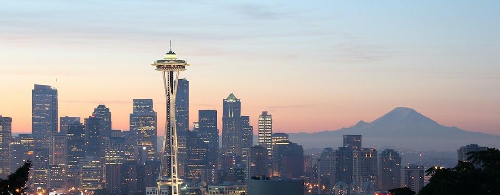 3-godzinna wycieczka minibusem po Seattle