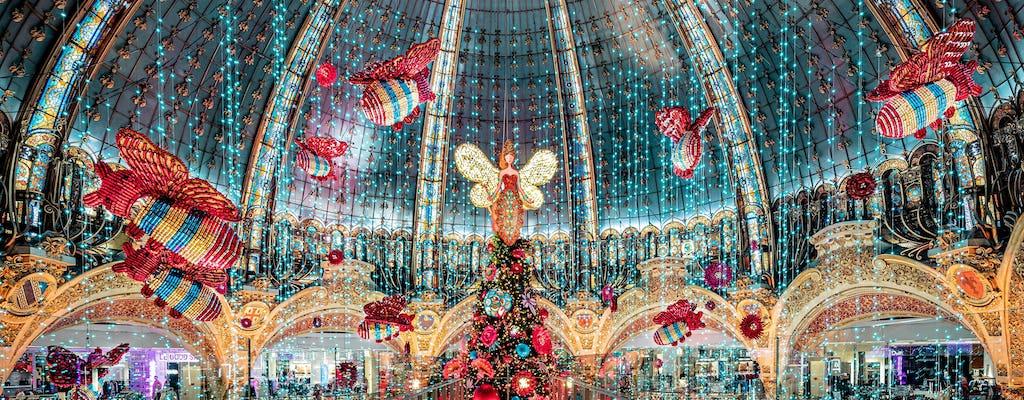 Historical tour of Galeries Lafayette Paris Haussmann