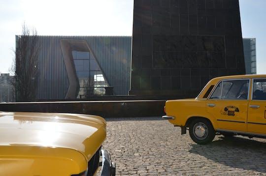 Tour privato del patrimonio ebraico di Varsavia